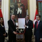 Paraguayan and Turkish presidents signed agreement to strengthen ties